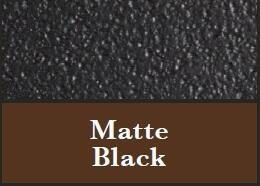 CSK-F Cast Iron Stove Shelf Kits In Matte