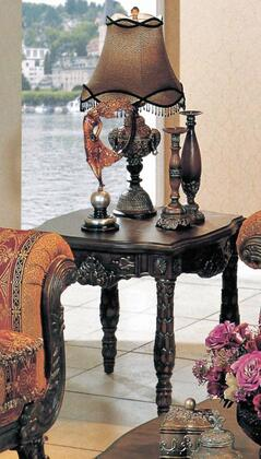 SR6750-END Sorrento End Table in Brown
