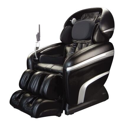 OS-7200CR-A Massage Chair with Zero Gravity Recline  Quad Roller Head Massage System  48 Air Bag Massage  Chromotherapy Lighting and Multi-Layer Pillow and