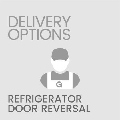 Refrigerator Door Reversal