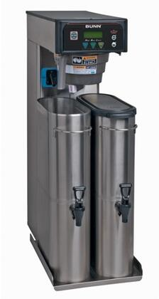 41400.0003 ITB-DBC Dual Dilution Iced Tea Brewer With Sweetener  Quickbrew  SplashGard  in Stainless
