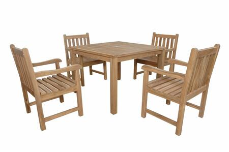 SET-214 5-Piece Dining Set with 42