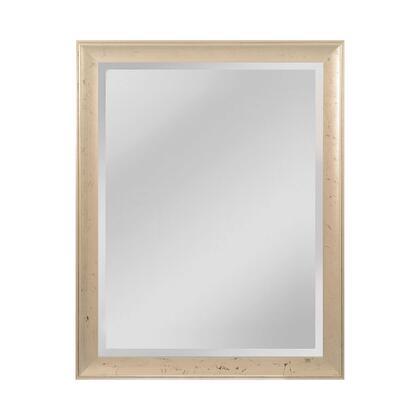 MW5200C-0048 Maddux Mirror in Aged Silver  Ebony