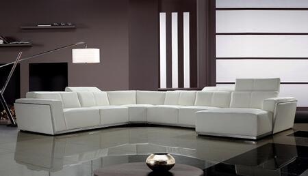 Divani Casa Tempo Collection VG2T0730-WHT 165