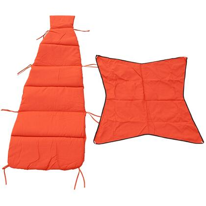 8402OR 76 Cloud-9 Pad/Pillow/Canopy Set in