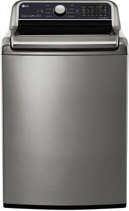 LG WT7200CV 5 cu. ft. 27 Inch Top Load Washer
