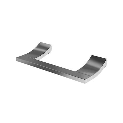4708N/PC Cinu Double Post Toilet Paper Holder in Polished