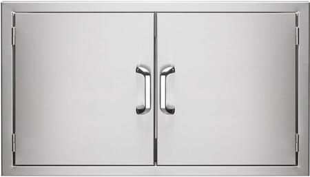 VDSP42 42 inch  Sealed Pantry Access Doors in Stainless