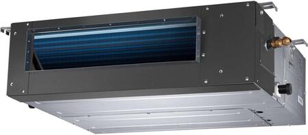 40MBDQ18---3 Mini Split Indoor Ducted Style Ductless Unit with 18000 Cooling BTU Capacity  Heat Pump  208/230