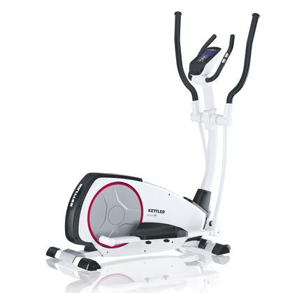 7644-000 RIVO P Programmable Elliptical Trainer with LCD Electronic Computer Display  Two Heart Rate Monitors and Adjustable Foot Plates with Three