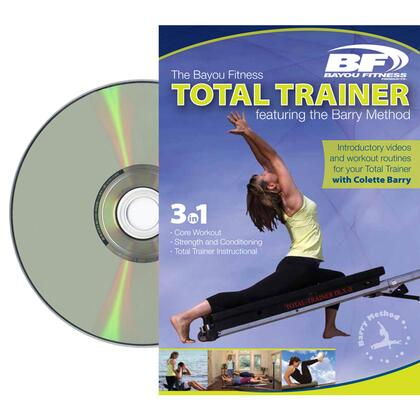 Barry-Method Bayou Fitness Total Trainer DVD