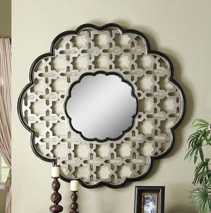 Iona Collection 97100 51 inch  Accent Mirror in Silver &
