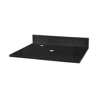 GRVT250BK_Stone_Top_-_25-inch_for_Vessel_Sink__in_Black