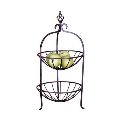 941030 Carthage Basket Stand