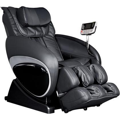 16027-3500 Massage Chair with Wireless Mini Controller  S-Shape Backrest Rail  Six Pre-Programmed Massages and Vibration Seat Massage in