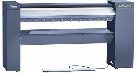 "PM1214 78"" Professional Series Commercial Rotary Ironer with 55"" Wide Roller  Rotary Ironer Starter Kit  FlexControl Foot Switch  and Pause Function  in"