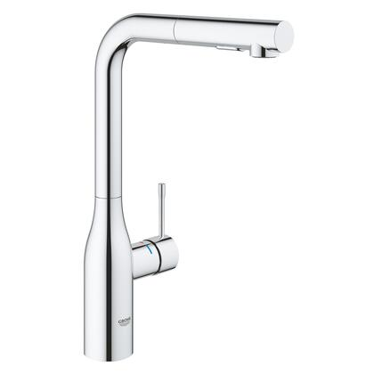 Grohe 30271000 Essence Single-Handle Kitchen Faucet, Starlight
