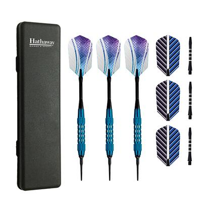 NG1057 Galaxy Soft Tip Darts - Set Of