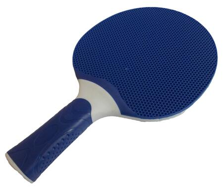 21-480 Outdoor Weather Resistant Table Tennis Racket with Ergonomic Handle and Injection Molded in