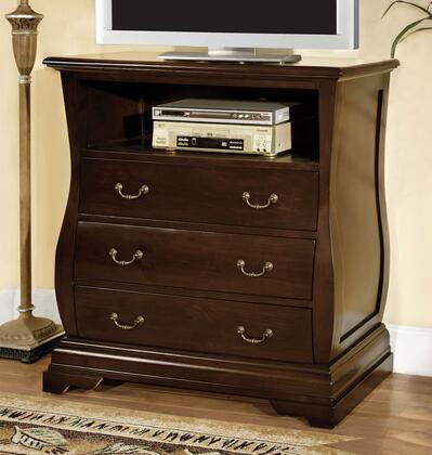 Upc 847289047360 media chest in dark walnut by furniture for Furniture of america address