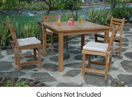 SET-206 5-Piece Dining Set with 42