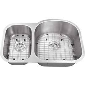 SC3070RV18 All-in-One Undermount Stainless Steel 30x19x9 0-Hole Double Bowl Kitchen