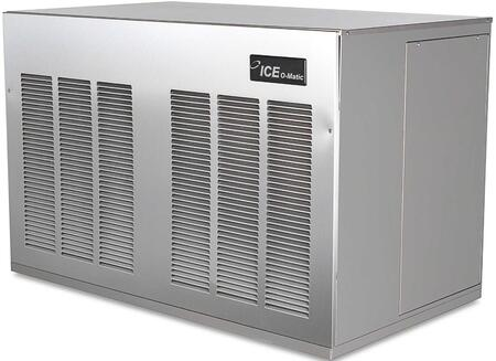 MFI2406LS Self-Contained Flake Ice Maker with Remote Low Side  System Safe  Water Sensor  Evaporator  Industrial-Grade Roller Bearings and Heavy-Duty Gear Box