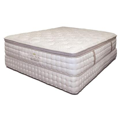 Serta Perfect Sleeper Hotel Silver Suite Supreme Double Sided Plush King Size Mattress