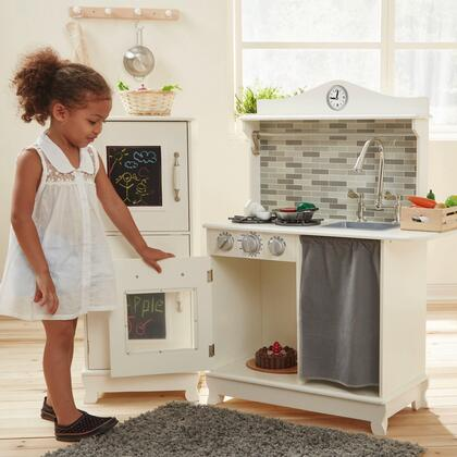 TD12273A Sunday Brunch Wooden Play Kitchen -