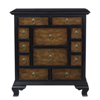 P020232 Millicent Two Tone Drawer Chest In