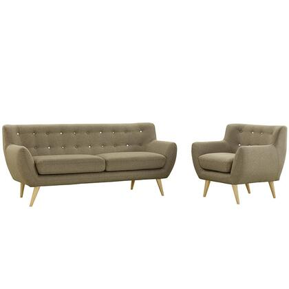 Click here for EEI-1784-BRN-SET Remark 2 Piece Living Room Set  i... prices