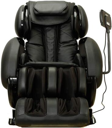 Infinity IT-8500CB Massage Chair with Headphone Port  Four-Wheel Massage Mechanism  Spinal Correction  Accu-Roll Shoulder Massage and Synthetic Leather