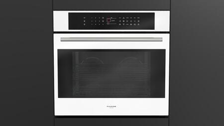 F7SP30W1 30 inch  700 Series Single Wall Oven with 4.4 cu. ft. Capacity  Self-Cleaning  Multi-Level Cooking  Meat Probe  Cool Touch Door and Telescopic Rack  in