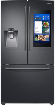 Samsung RF265BEAESG 36 Inch Smart Freestanding French Door Refrigerator