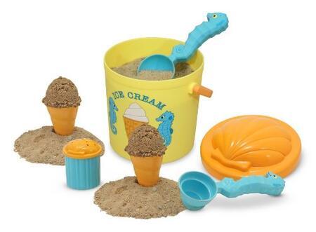 6433 Speck Seahorse Sand Ice Cream