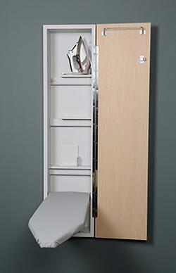 NE46RO Built-In Ironing Center with 46