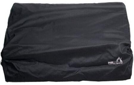WPC 48M PGS Legacy Black Weatherproof Cover for Big Sur or Big Sur Gourmet on Masonry