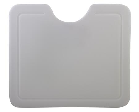 AB10PCB Polyethylene Cutting Board with Polyethylene  NSF Approved and Grooved Channels For Catching Excess Juice in