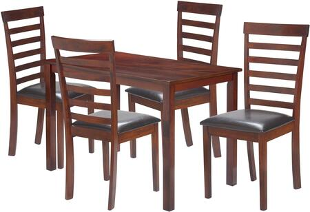 5300O Kitchen/Dining Table 5 Piece