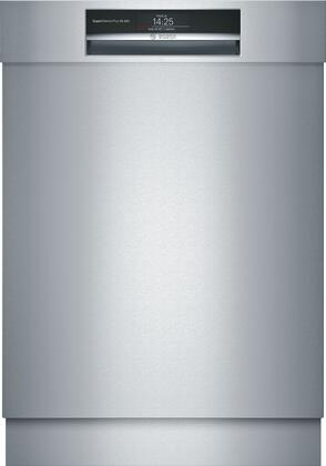 Bosch SHE89PW75N Benchmark Series 24 38 dBA Cycles 7 Semi Integrated Dishwasher
