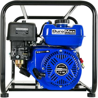XP702CP Gas Powered Chemical Water Pump with 132 Gallons per Minute Flow Rate  7 HP Motor  2.4 Hour Run Time and Fully Isolated Steel Roll