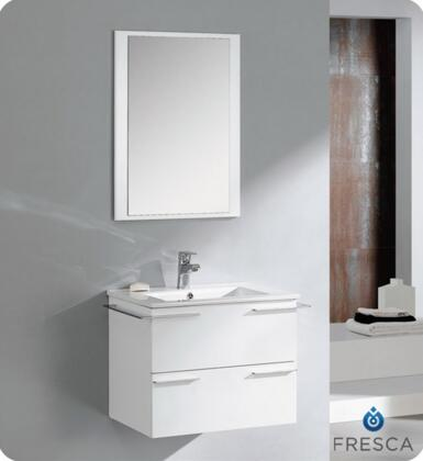 Click here for Cielo Collection FVN8114WH 24 Modern Bathroom Vani... prices
