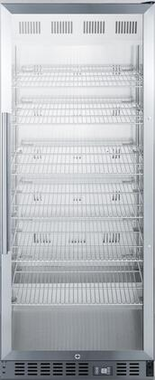 "ACR1151 24"" Pharmaceutical Refrigerator with 11 cu. ft. Capacity  LED Lighting  Factory Installed Lock  Temperature Memory Function and Door Alarm  in"