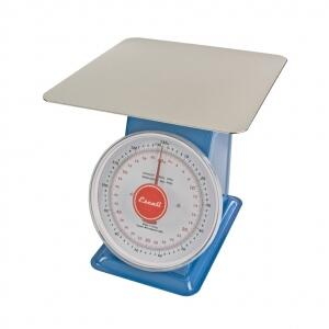 DS13260P Mercado  Dial Scale with Plate  132 lbs / 60
