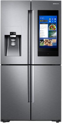 Samsung RF22N9781SR 22 Cu. Ft. Stainless Counter Depth French Door Refrigerator