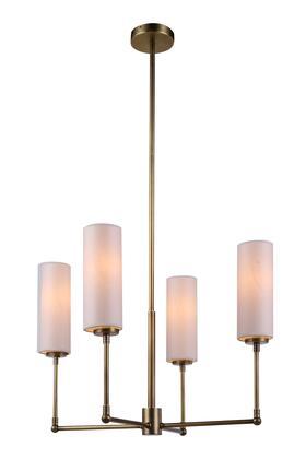 1410D24BB 1410 Richmond Collection Pendant Lamp D: 24 H: 44.5 Lt: 4 Antique Bronze 674314