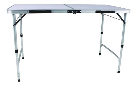 AT-6021-L Aluminum Folding Table  Carry Handle   Lightweight Aluminum For Easy