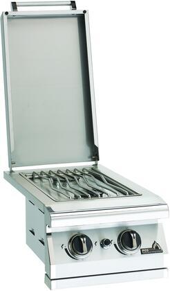DSBKLMSNG Dual Side Burner Kit for Natural Gas Masonry