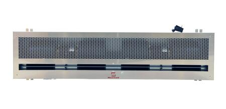 MAST048-N1 48 inch  Commercial Industrial Ceiling Air Curtain with Efficient Dust and Insect-proofing  Powerful Ultra-quiet  and Easy to Clean Fire-proof Stainless