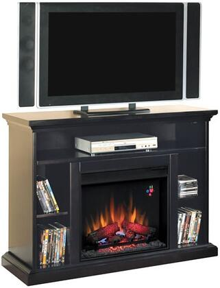 23MM374-E451 Beverly Electric Fireplace and Media